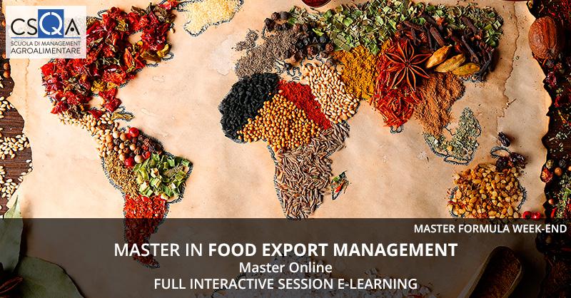 FEM - Food Export Management
